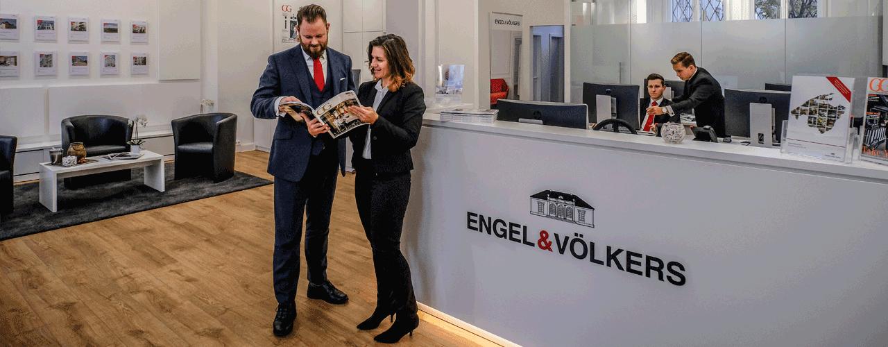 Wohnshop Engel&Völkers Magdeburg