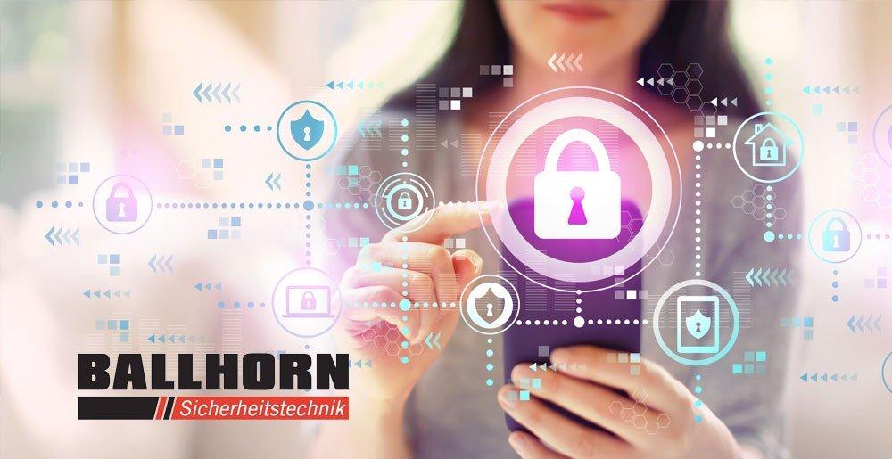 Ballhorn Sicherheitstechnik: Mit uns zum sicheren Haus!