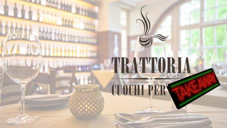 """Trattoria Gerichte """"to go"""""""