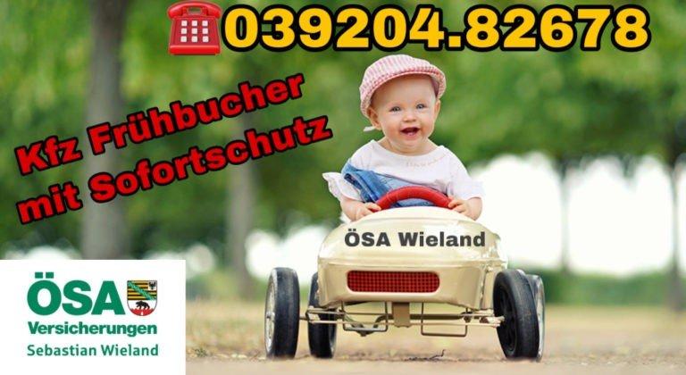 Kfz Frühbucher