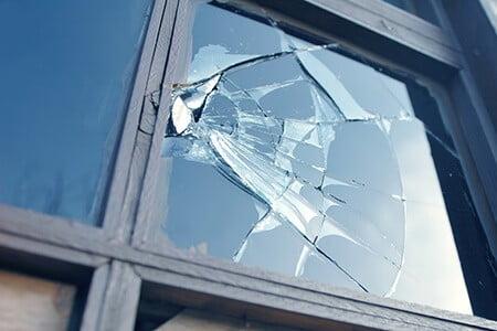 50% Nachlass auf Glasversicherung
