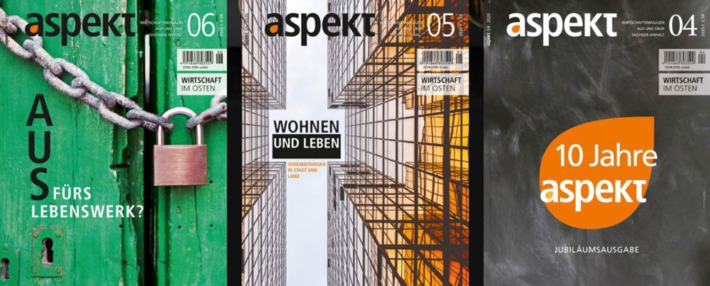 aspekt - Sponsor von MARKTPLATZ39