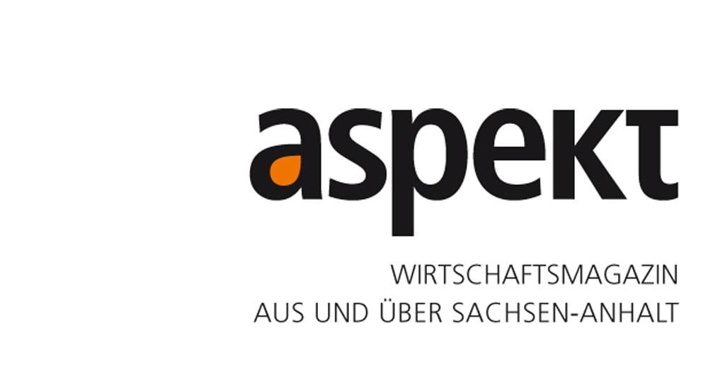 aspekt - Das Wirtschafts- und Nachrichtenmagazin aus Sachsen-Anhalt