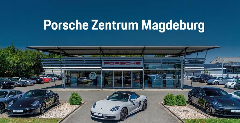 Porsche Zentrum Magdeburg