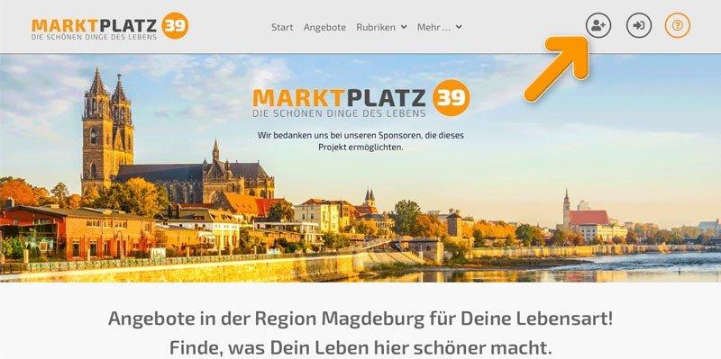 Startseite MARKTPLATZ39