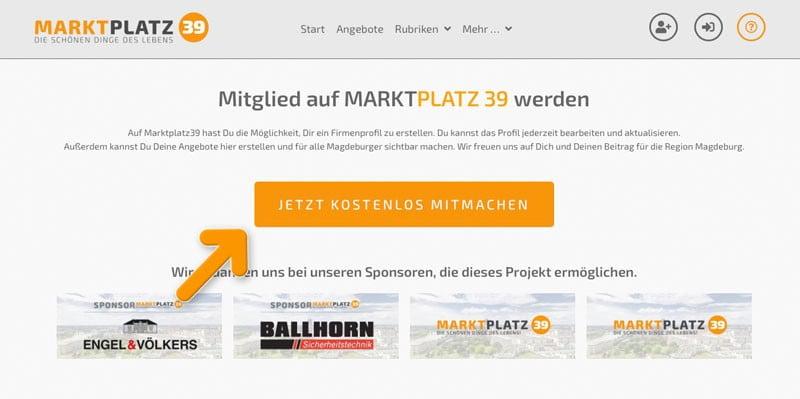 registrierung 2 | marktplatz39.de