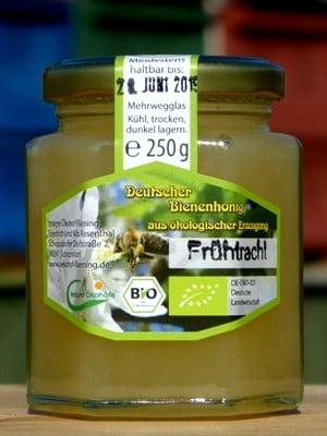 Bio-Honig direkt vom Imker