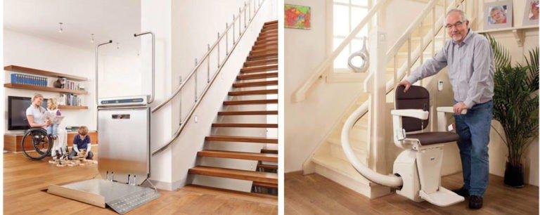 Treppenlifte, Hebebühnen & Plattformlifte