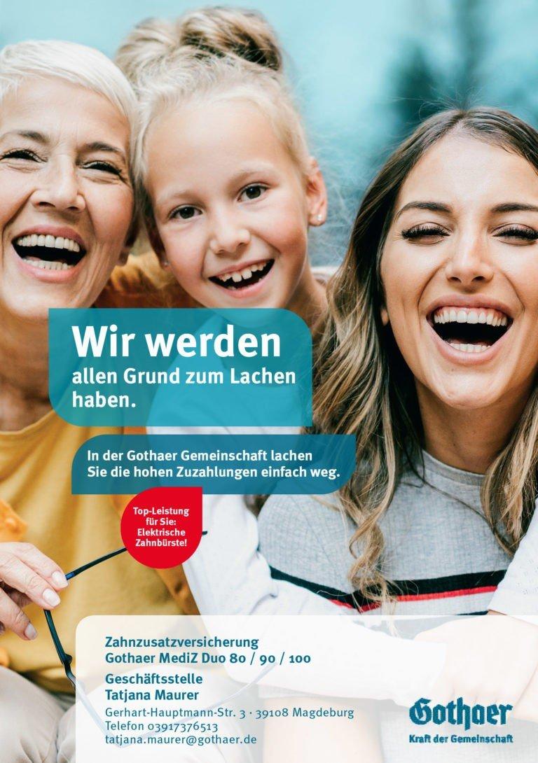Zahnzusatzversicherung zum Anfassen