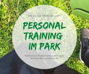 personal training im park fcfbd